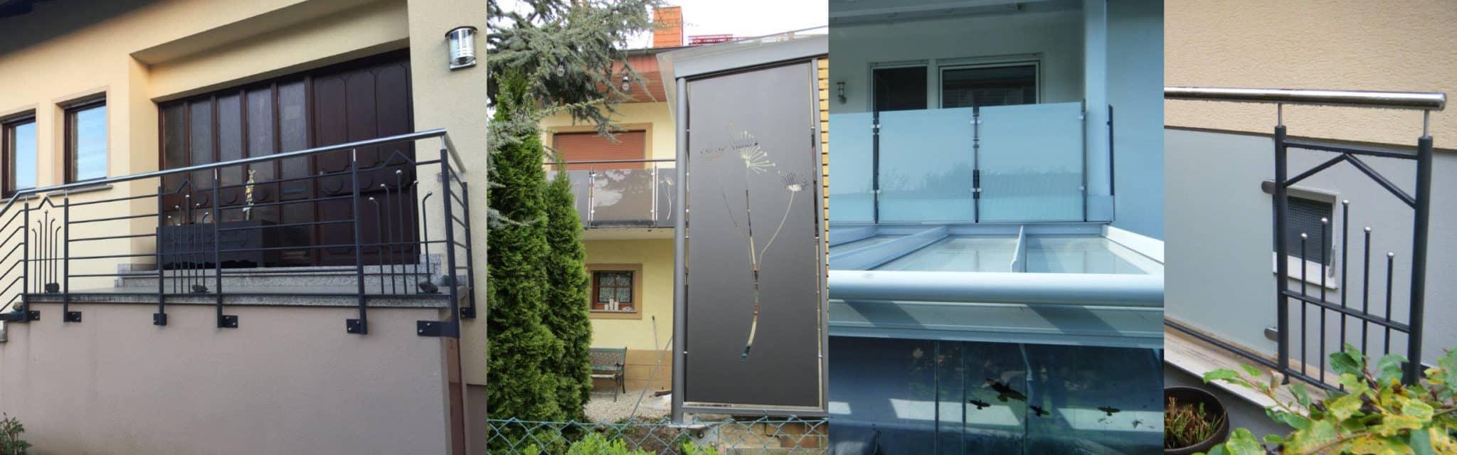 Verschiedene Varianten für den Bausatz